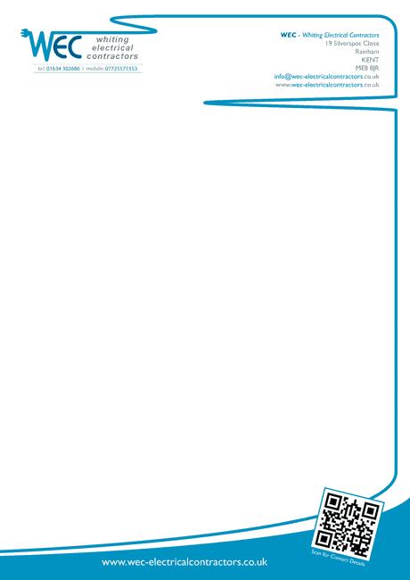 letterhead sample 5941