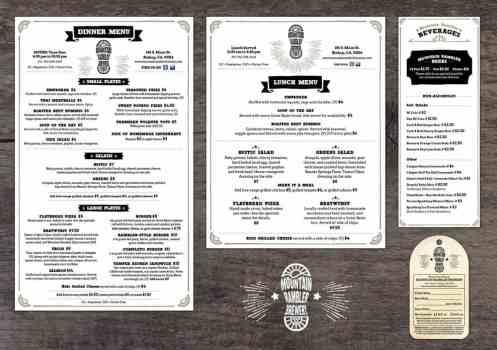 menu sample 29641