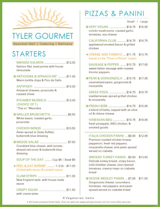 21 free menu template word excel formats