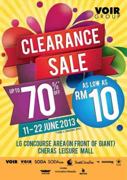sale flyer sample 10.41