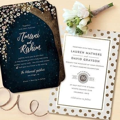 wedding invitation sample 12.961