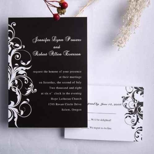 wedding invitation sample 18.641