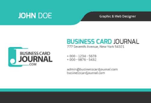 name card sample 11.461
