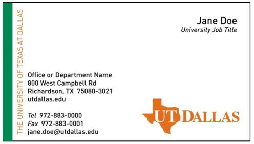 name card template 2641
