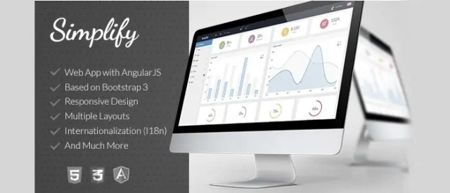 Angularjs Website Templates 894