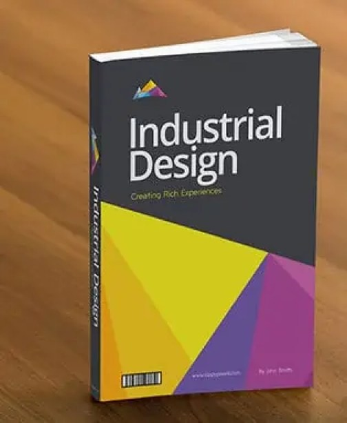 book cover template  4