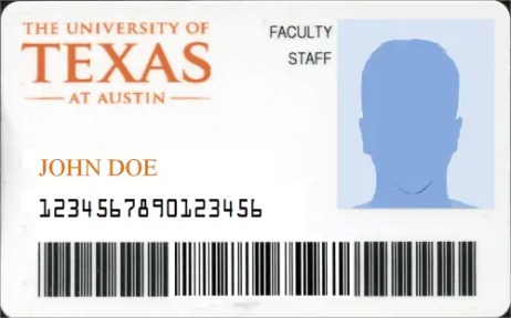 employee id card template 59641