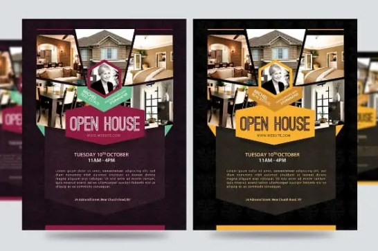 open house flyer 134