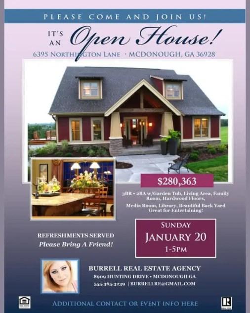open house flyer 494
