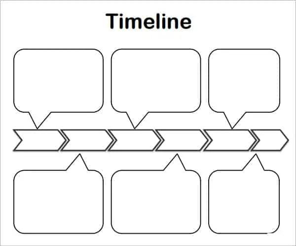 blank timeline 164