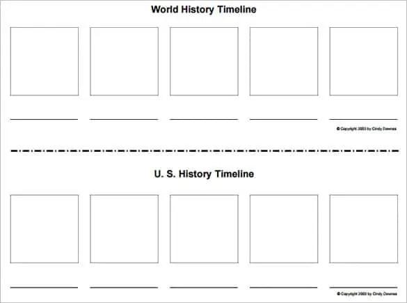 blank timeline 7984