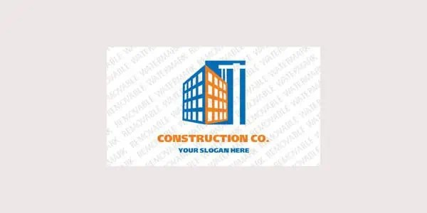 builder logo design 974