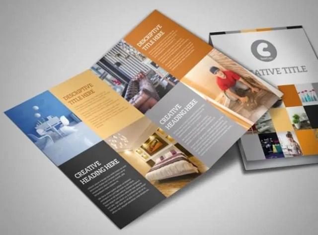 interior design brochure 4974