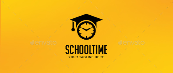 school logo 264