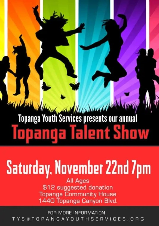 talent show poster 641