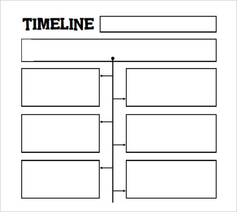 Timeline Template For Kids How To Make A Timeline Steps With