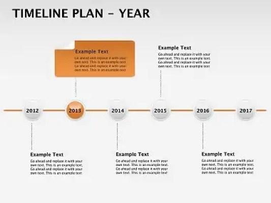 Keynote Timeline Template 92