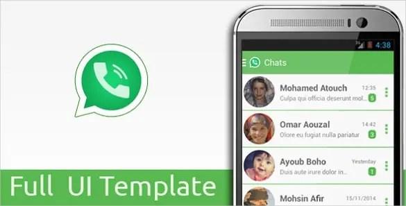 whatsapp template 12