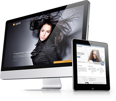 i-spirit WordPress Theme