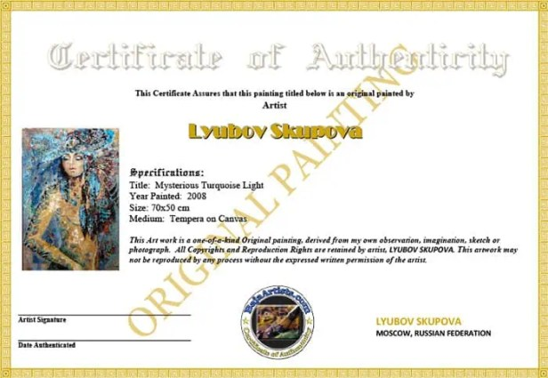 Certificate of authenticity templates word excel samples certificate of authenticity template 60 yelopaper Choice Image