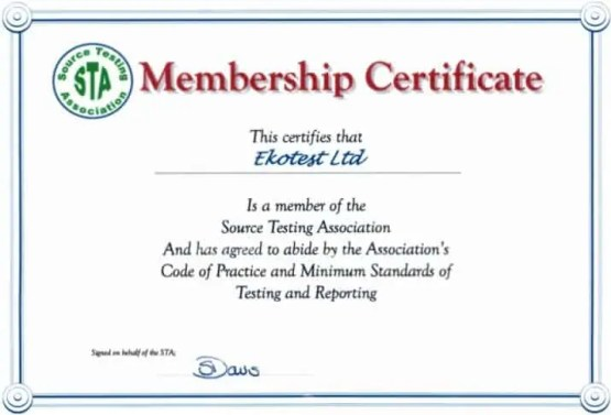 Membership Certificate Templates  Word Excel Samples