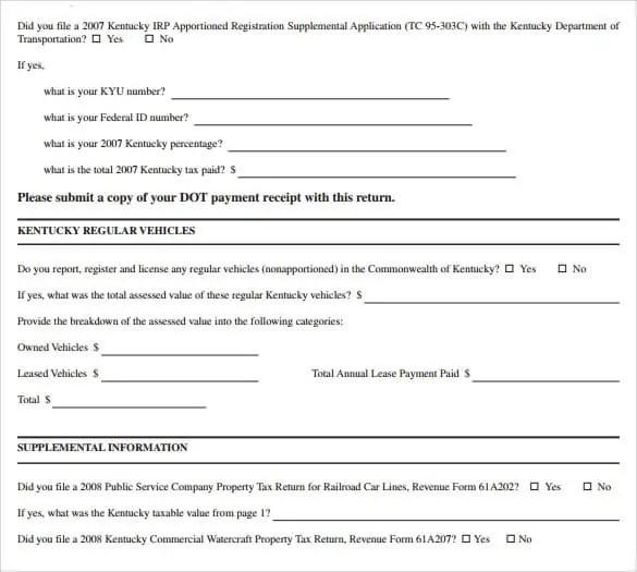 property payment receipt format
