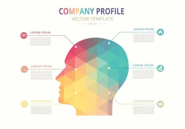 company profile template 80