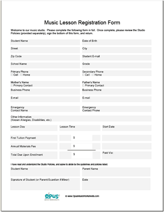 Printable Registration Form Template 60  Customer Registration Form Sample