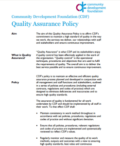 cover letter quality assurance assistant