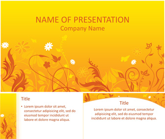 Summerfield PowerPoint Template