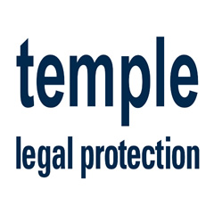 Temple Legal Protection Logo