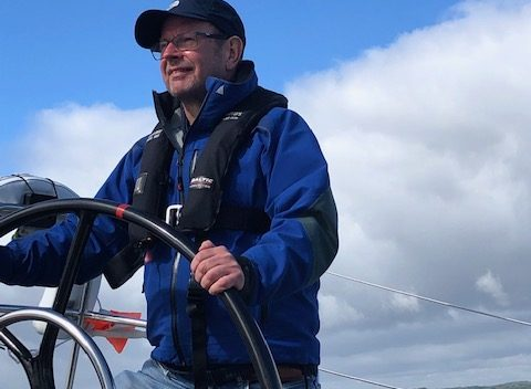 Sailing day in the solent 6