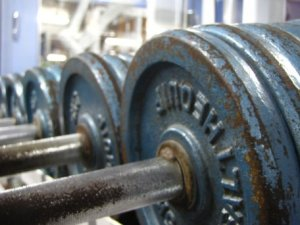 Weights for Powerlifting