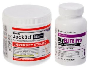 Jack3d and OxyELITE