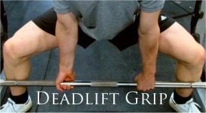 Powerlifting Deadlift Grip