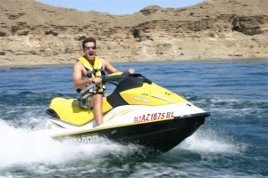 Temple Bar Marina Personal Watercraft rentals