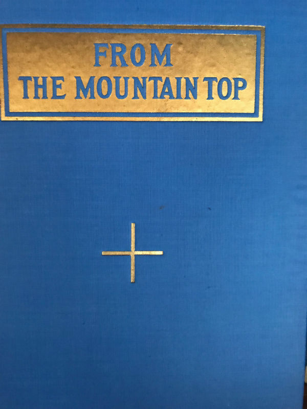 From the Mountain Top, Volume One, Second Edition