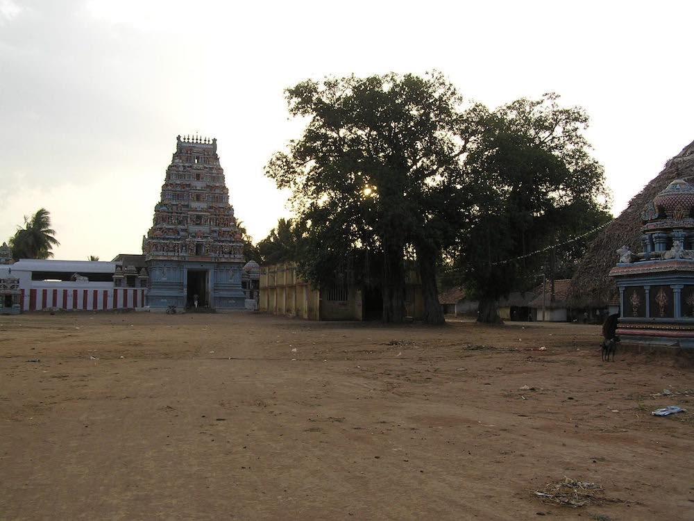paruthiyappar kovil
