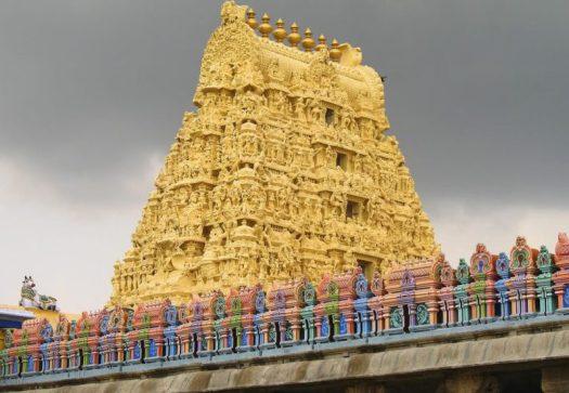 Rameshwaram Temple   Ramanathaswamy - History, Info, Timings, Photos