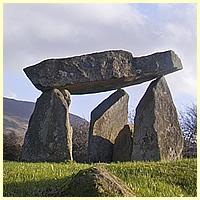 Dólmen - Irlanda
