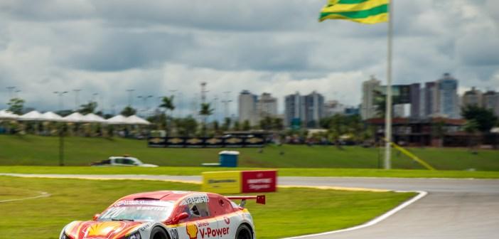Brasileiro de Turismo: Vitor Baptista conquista o terceiro lugar em Goiânia após ganhar seis posições