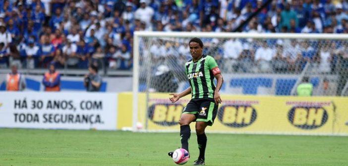 Capitão do América-MG, Rafael Lima comemora 'vitória importante' e projeta duelo com o Flamengo