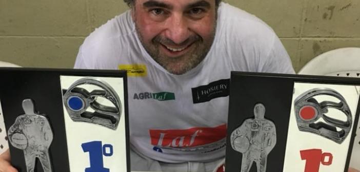 Giovani Almeida volta a subir no ponto mais alto do pódio em Interlagos