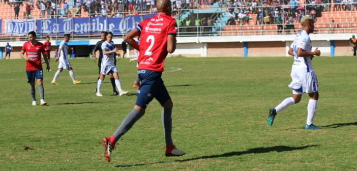 Com gol de Alex Silva, Jorge Wilstermann vence San José