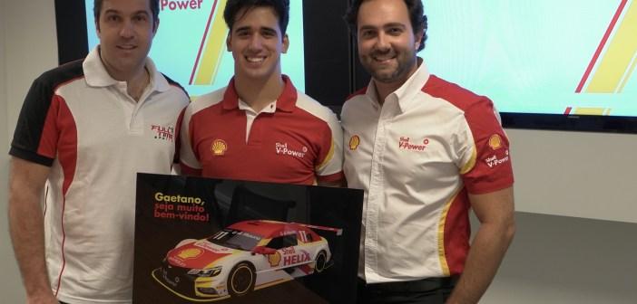 Academia Shell Racing promove Gaetano di Mauro à Stock Car em 2019