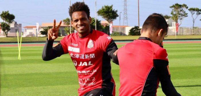 Dois países e quase dois meses: mesmo acostumado, Anderson Lopes celebra e brinca com pré-temporada 'bem diferente'