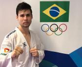 Rafael Nascimento embarca para a disputa do Pan-Americano Sênior em busca de mais pontos no Ranking