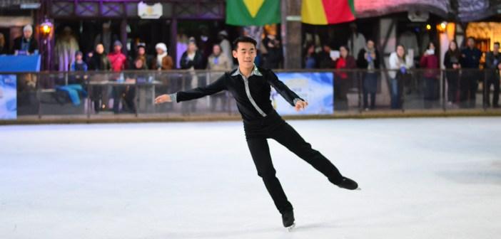 Canoas receberá Campeonato Brasileiro de Patinação Artística no Gelo