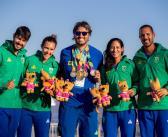 Beach Tennis do Brasil embarca para a disputa dos Jogos Mundiais de Praia.