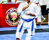 Larissa Ferreira embarca para a disputa da Grande Final do Brasileiro de karate